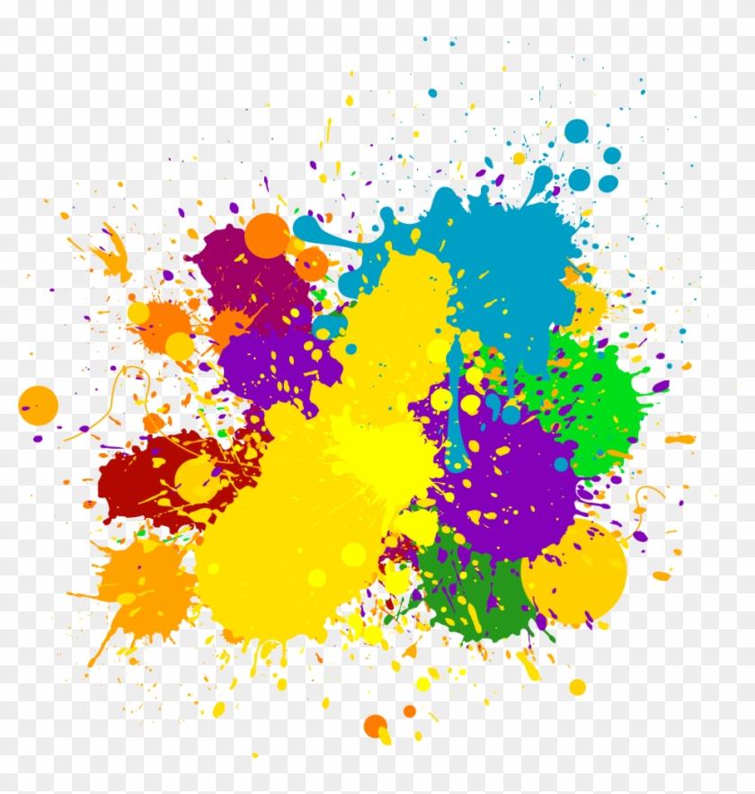 Splash of color clipart jpg transparent download Color Splash Clip Art , Png Download - Color Splash Clipart ... jpg transparent download