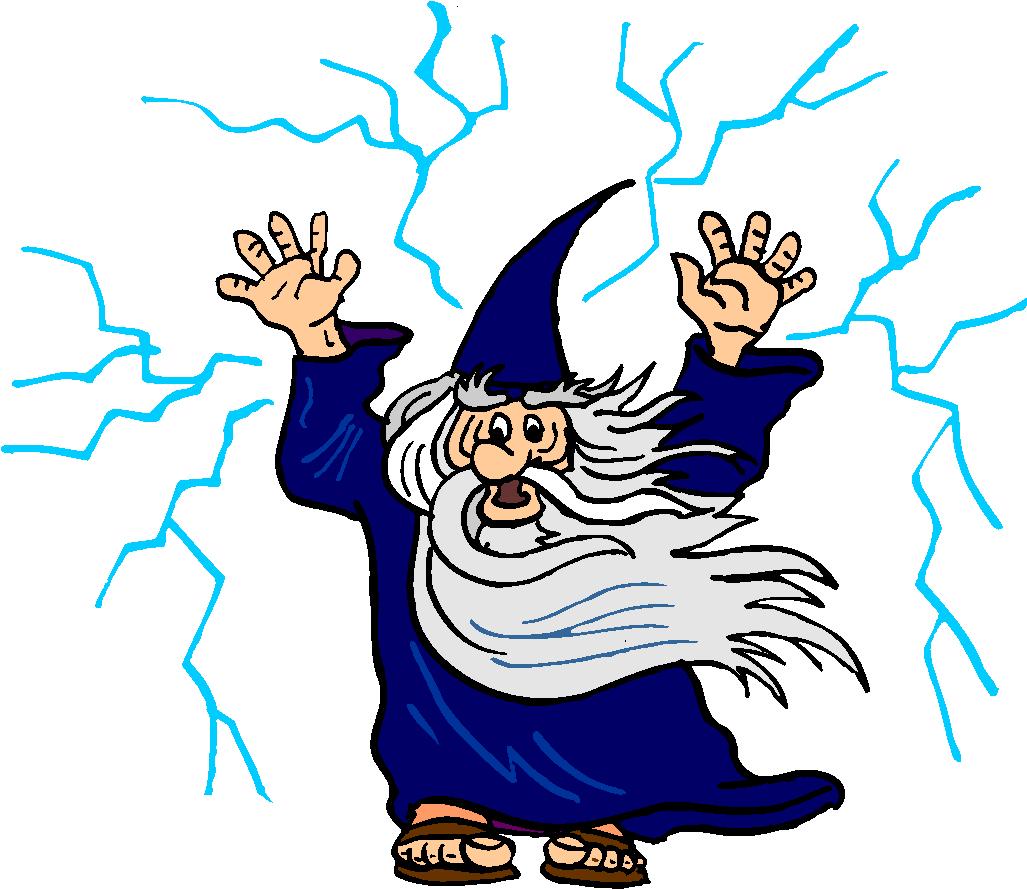 Wizard cartoon clipart png