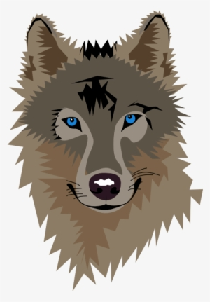 Clipart wolf face graphic library library Wolf Face PNG, Transparent Wolf Face PNG Image Free Download - PNGkey graphic library library