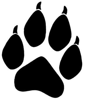 Clipart wolf paw print jpg download wolf paw logo - Google Search | Clip Art | Wolf paw print, Wolf paw ... jpg download