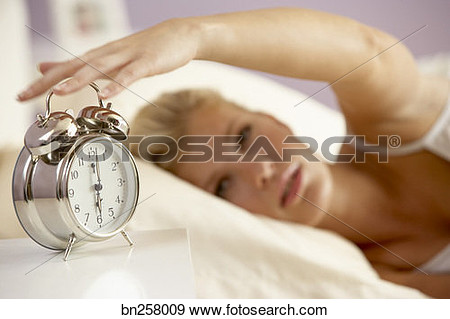 Clipart woman turning off alarm clipart freeuse download Clipart woman turning off alarm - ClipartFest clipart freeuse download