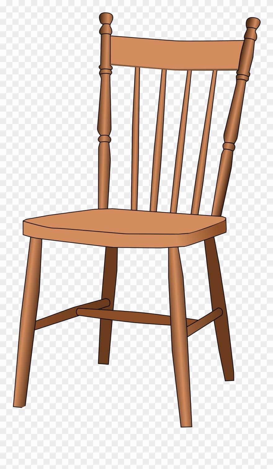 Clipart wooden chair clipart stock Armchair Clipart Wooden Furniture - Chair Clipart - Png Download ... clipart stock
