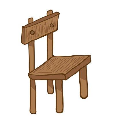 Clipart wooden chair clip art Wooden Chair premium clipart - ClipartLogo.com clip art