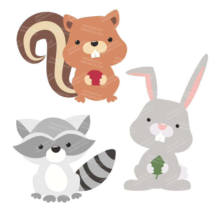 Woodland animal clipart jpg Free Woodland Cliparts, Download Free Clip Art, Free Clip Art on ... jpg