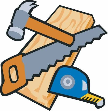 Clipart woodworking tools graphic stock Woodworking tools clipart 5 » Clipart Station graphic stock