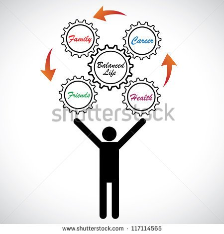 Clipart work life fit png transparent library Clipart work life fit puzzle - ClipartFest png transparent library