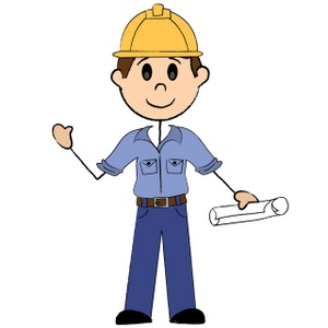 Clipart worker