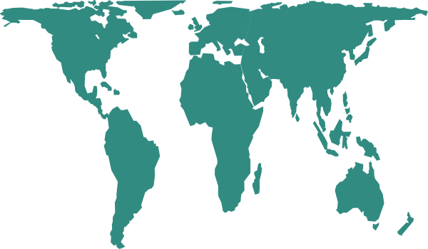 Clipart world map free vector World Map clip art Free Vector / 4Vector vector