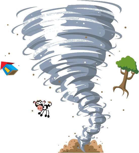 Clipart wrecked house tornado graphic royalty free library Tornado Clip art - tornado 550*606 transprent Png Free Download ... graphic royalty free library