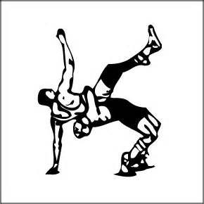 Black and white wrestling clipart vector library library free wrestling clipart - Yahoo Image Search Results | Wrestling ... vector library library