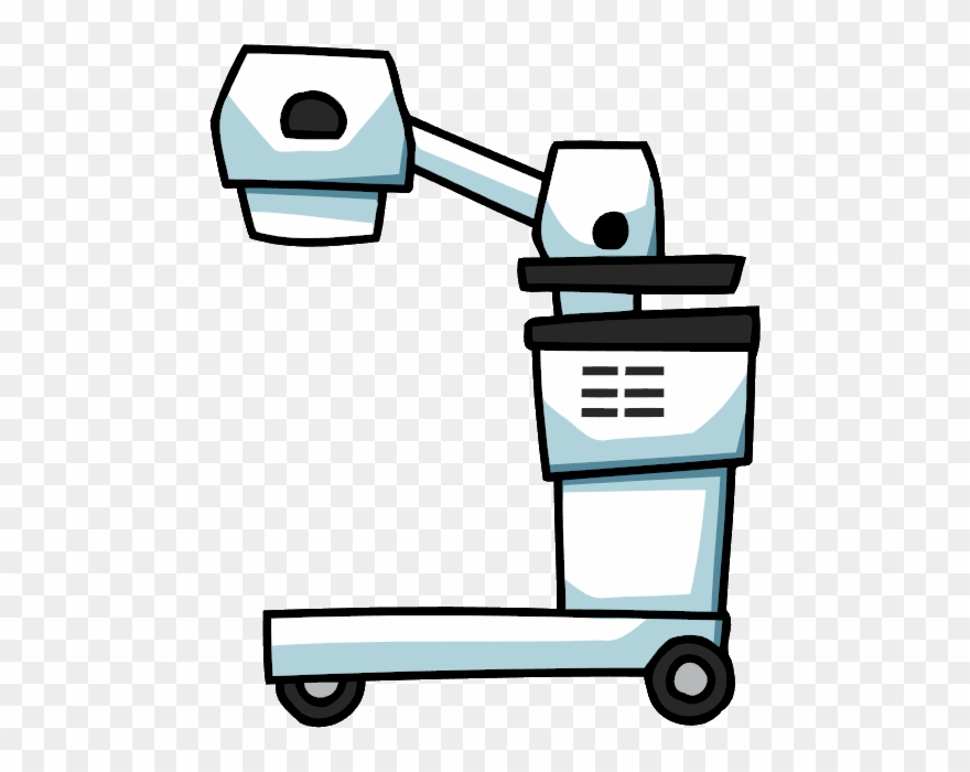 Clipart x ray machine