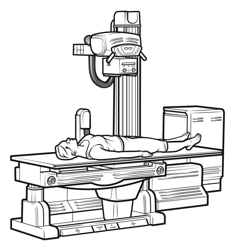 Clipart x ray machine png transparent stock Telkom Calendar -Xray Machine | Lightspeed Design png transparent stock