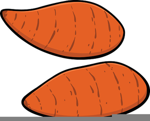 Clipart yam clipart black and white stock Yams Clipart | Free Images at Clker.com - vector clip art online ... clipart black and white stock