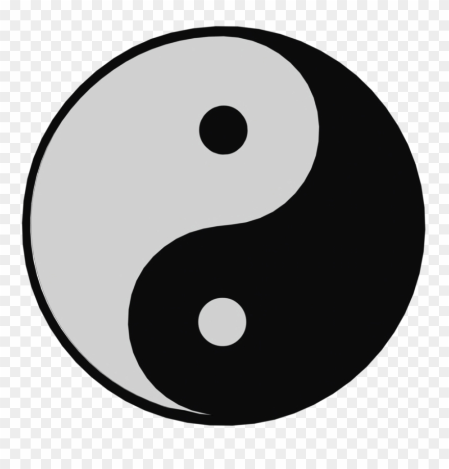 Yinyang clipart clipart library Sign Themed Video Clipart Of Ying Yang Symbol - Yin Yang Symbol ... clipart library
