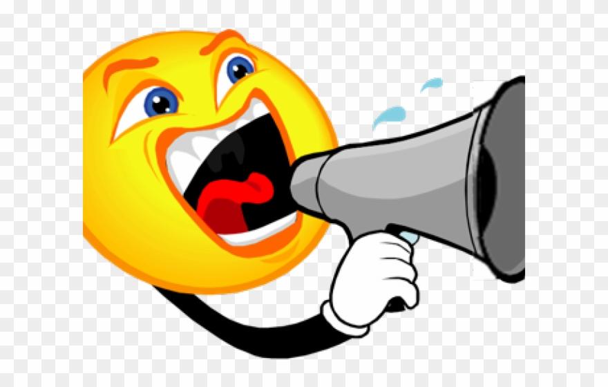 Noise clipart image transparent library Noise Clipart Yelling - Clipart Megaphone - Png Download (#1636752 ... image transparent library