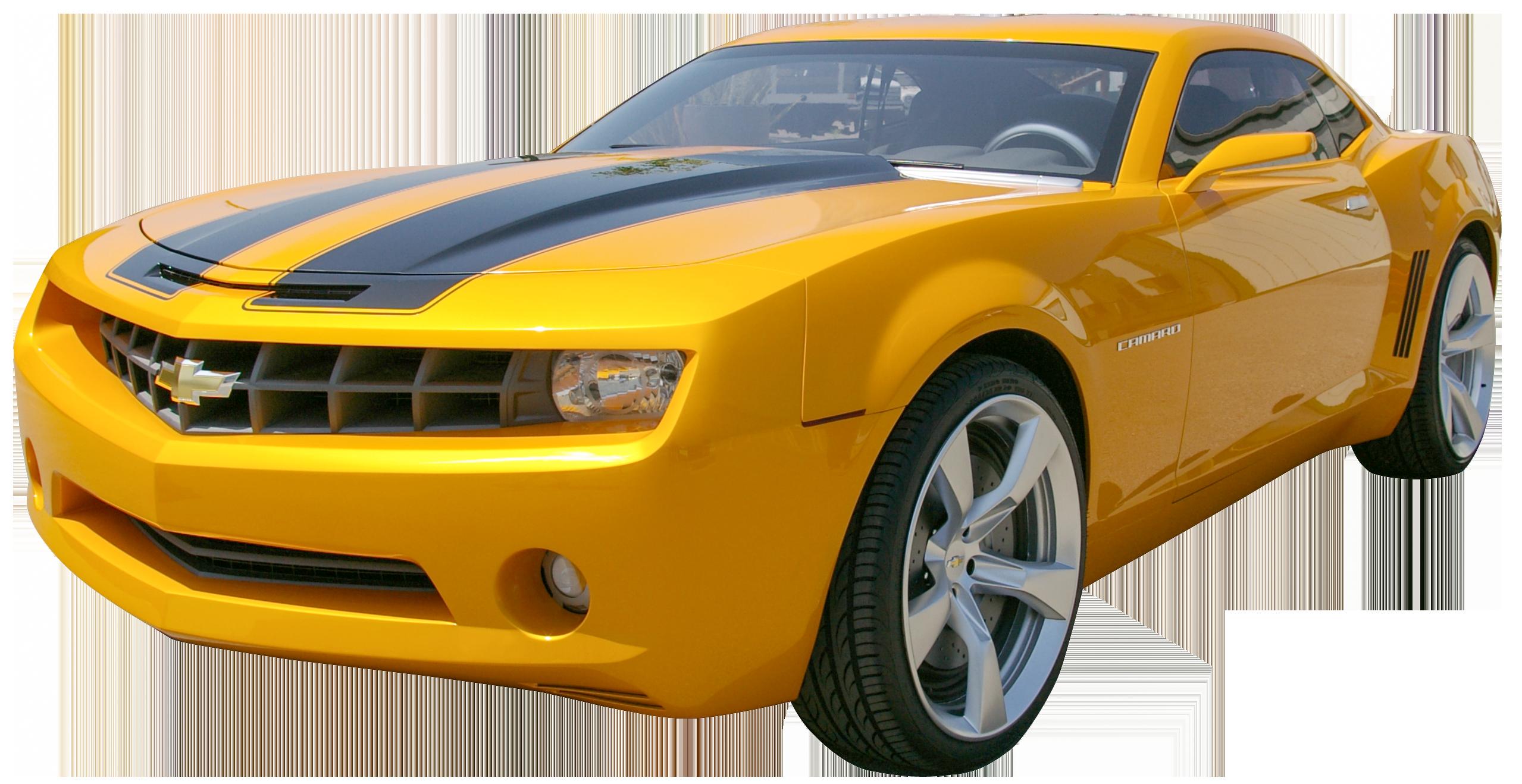 Orange car clipart clip art transparent stock Yellow Camaro PNG Clip Art - Best WEB Clipart clip art transparent stock