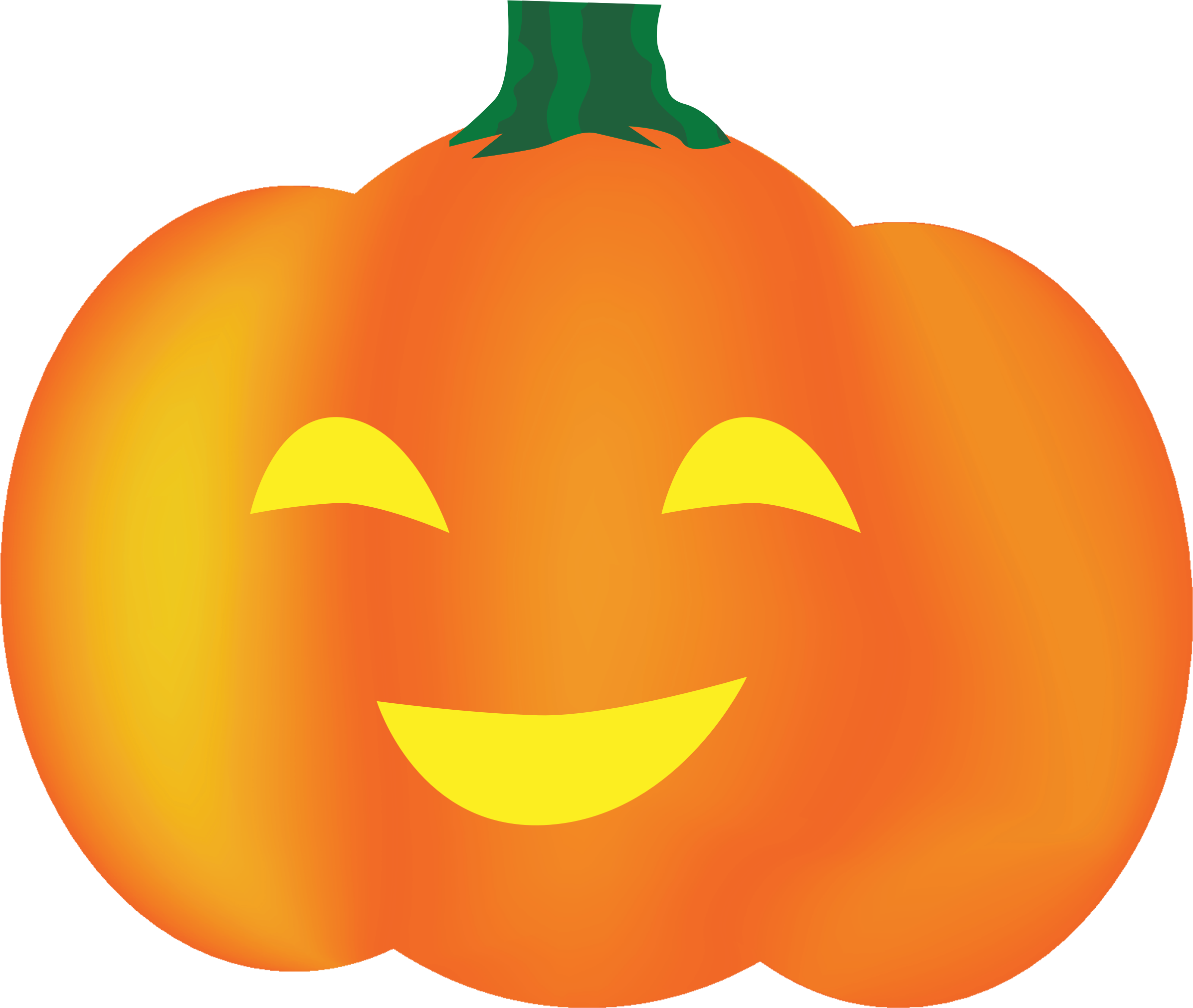 Multiple pumpkin clipart black white royalty free stock Smiley Pumpkin Icons PNG - Free PNG and Icons Downloads royalty free stock