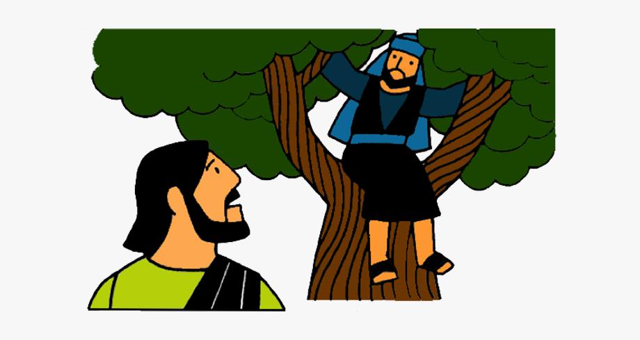 Clipart zacchaeus png black and white Jesus And Zacchaeus Clipart & Clip Art Images - Jesus And Zacchaeus ... png black and white
