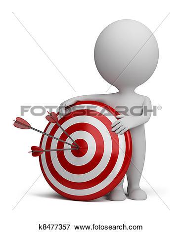 Clipart ziel erreicht banner download Clip Art of circle of little guys k6662592 - Search Clipart ... banner download
