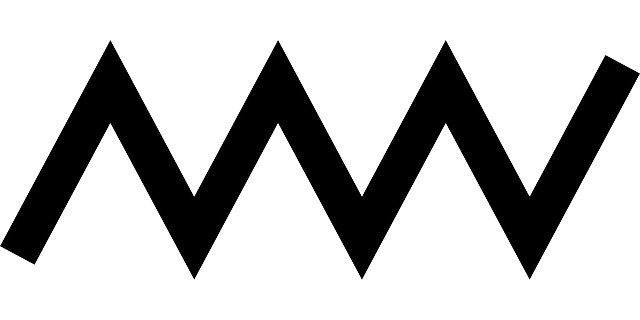 Jagged line clipart vector royalty free Free Zigzag Clipart Black And White, Download Free Clip Art, Free ... vector royalty free