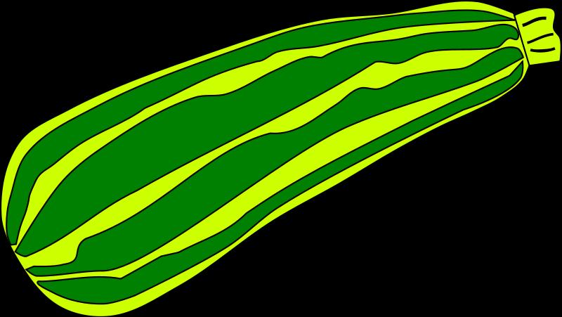 Clipart zucchini