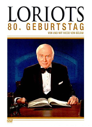 Clipart zum 80 geburtstag jpg transparent Filmhai.de | DVD Galerie: Loriots 80. Geburtstag jpg transparent