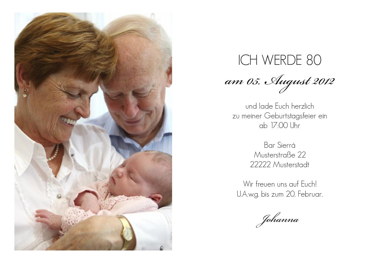 Clipart zum 80 geburtstag free Einladung 80. Geburtstag Elizabeth free