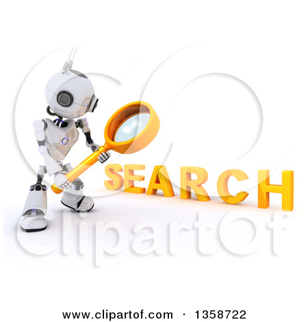 Clipartof search black and white download Royalty-Free (RF) Search Clipart, Illustrations, Vector Graphics #1 black and white download