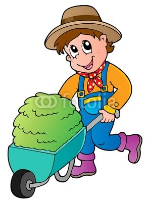 Hay cart clipart kid. Cliparts bauer