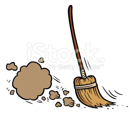 Broom clipart clipartfest sweeping. Cliparts besen