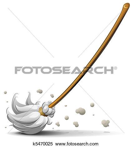 Broom clip art illustrations. Cliparts besen
