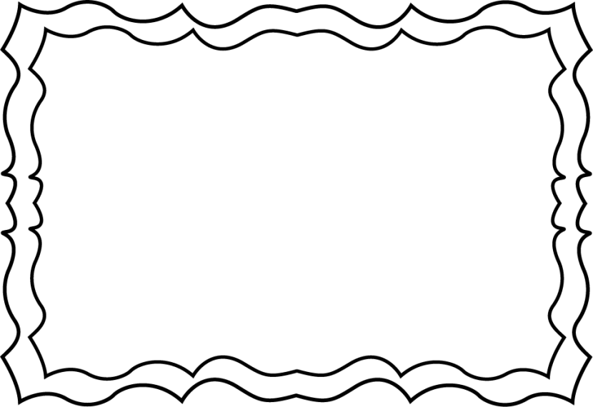 Thanksgiving borders clipart black and white png royalty free library Boarder Clipart & Boarder Clip Art Images - ClipartALL.com png royalty free library