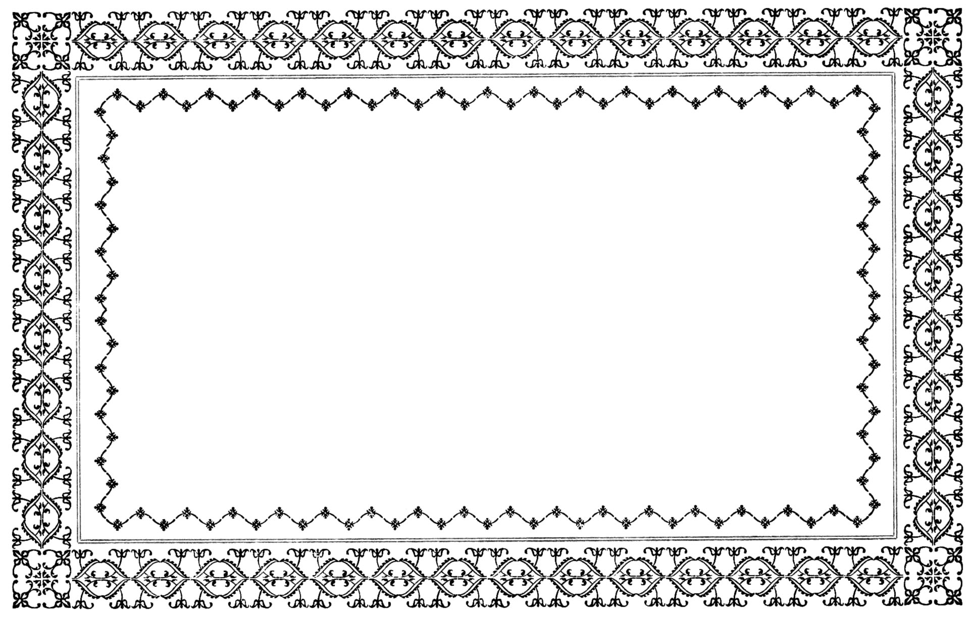 Cliparts borders free download clipart freeuse stock Nifty Clipart | Free Download Clip Art | Free Clip Art | on ... clipart freeuse stock