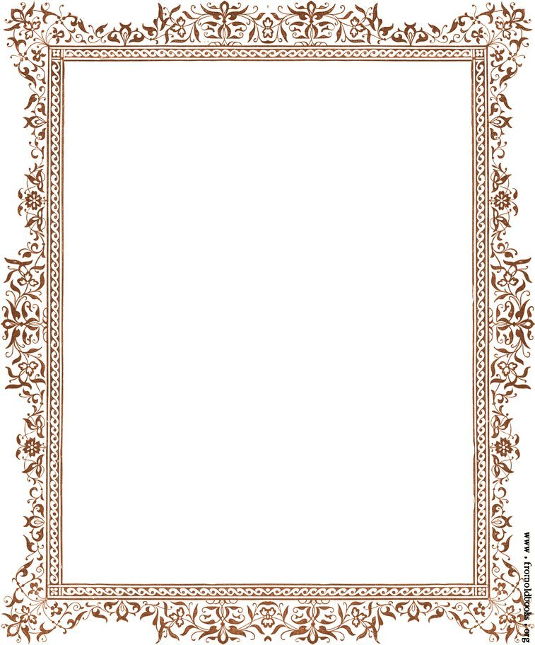 Cliparts borders free download clipart freeuse download Clipart page borders free download - ClipartFest clipart freeuse download