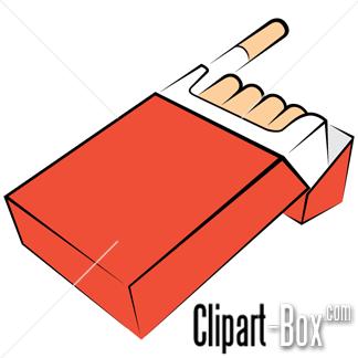 Clipartfest clipart pack of. Cliparts cigarettes