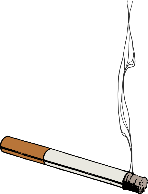 Cliparts cigarettes. Clipartfest free cigarette clip