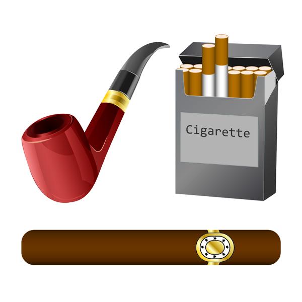 Clip art cigarette holder. Cliparts cigarettes