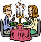 Cliparts essen gehen kostenlos.  restaurant animierte bilder