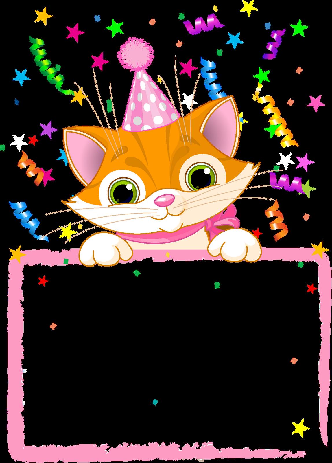 Cliparts essen und trinken gratis jpg library stock birthday png | MARCOS GRATIS PARA FOTOS: HAPPY BIRTHDAY, FELIZ ... jpg library stock
