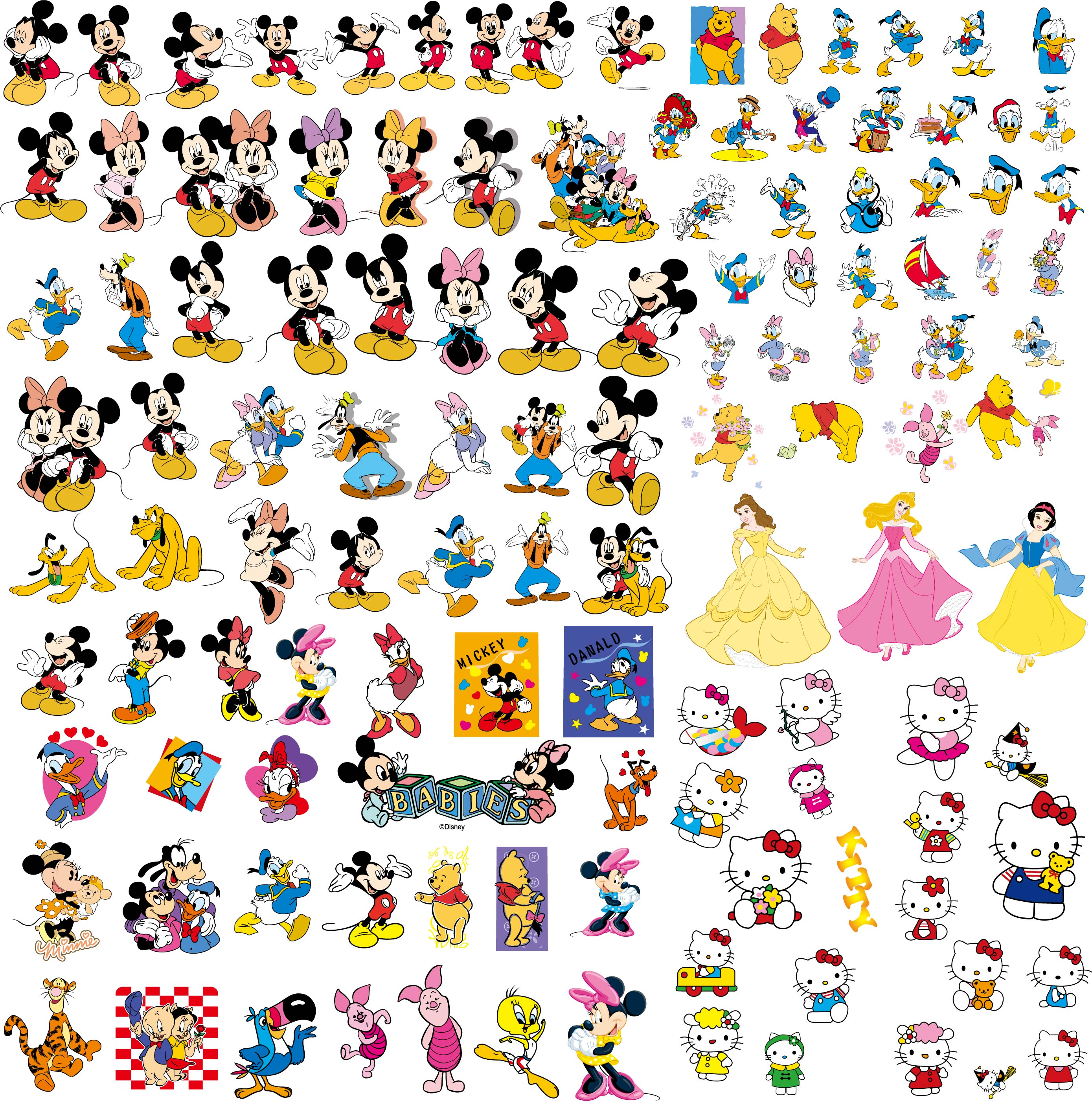 Of clip art collection. Cliparts for free download