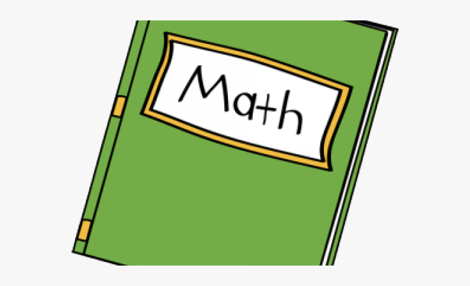 Cliparts for math book graphic black and white download Mathematics Clipart Math Book - Math Book Cartoon Png , Transparent ... graphic black and white download