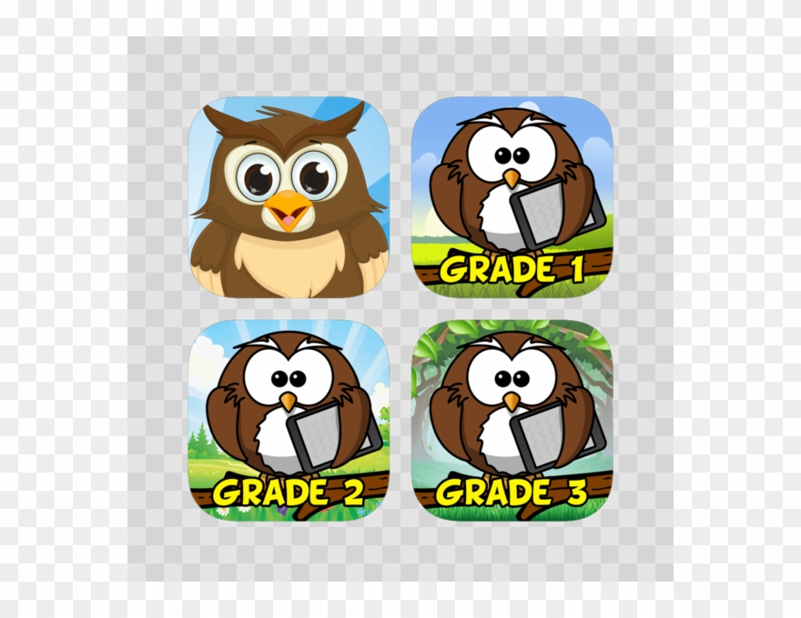 Cliparts for school for 3 graders with animals png freeuse Elementary And Grade School Learning Bundle On The Clipart (#2328581 ... png freeuse