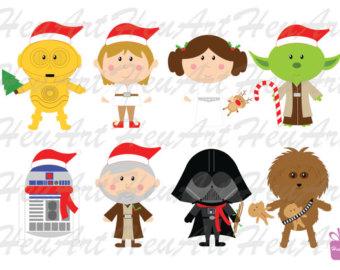 Cliparts geburtstag zum ausdrucken freeuse download Star wars clipart | Etsy freeuse download