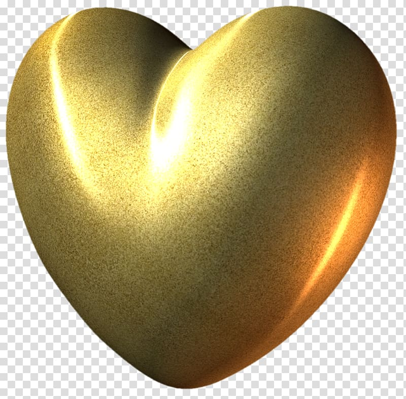 Cliparts heart gold image freeuse library Yellow heart , Heart Gold , Gold Heart transparent background PNG ... image freeuse library
