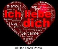 Illustrations and clipart i. Cliparts ich liebe dich