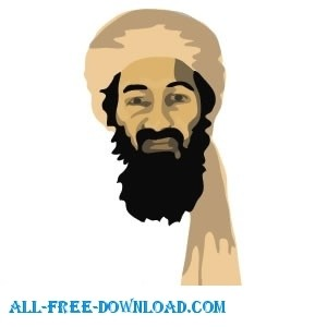 Cliparts laden image stock Osama bin laden clipart - ClipartFest image stock