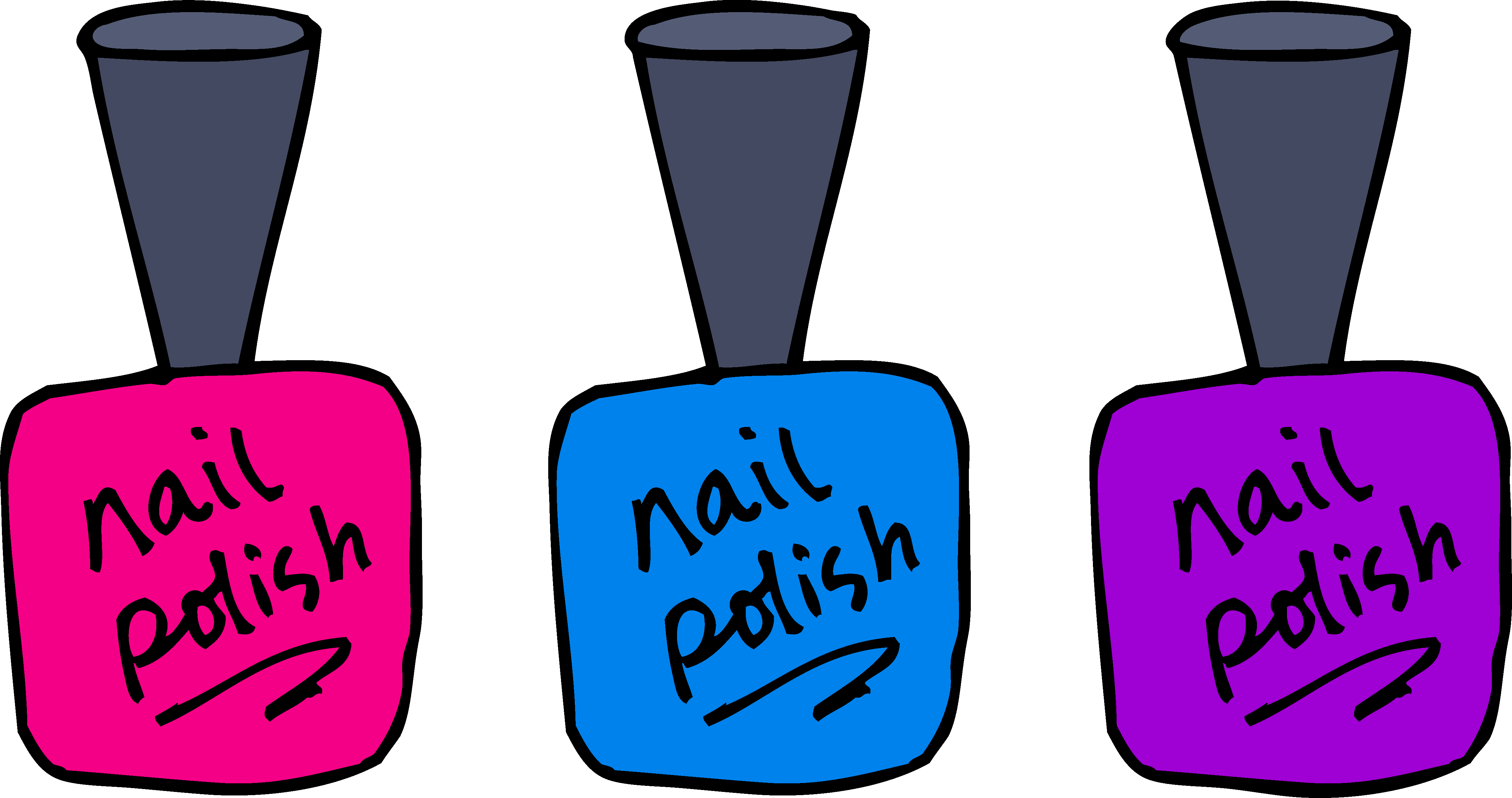 Manicures clipart png royalty free library Free Painting Nails Cliparts, Download Free Clip Art, Free Clip Art ... png royalty free library