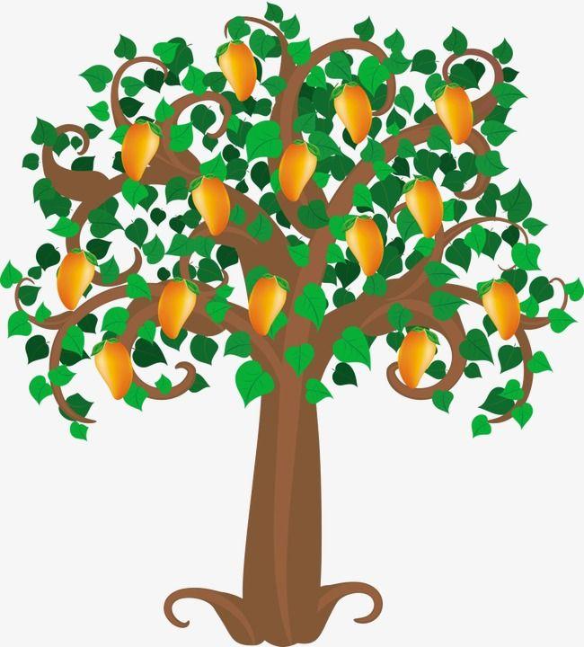 Cliparts of mango tree image transparent stock Mango Tree, Mango Clipart, Tree Clipart, Cartoon PNG Transparent ... image transparent stock