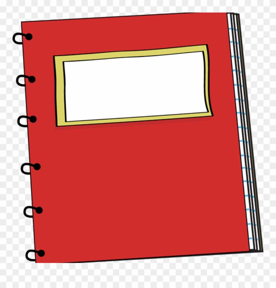 Notebook clipart images banner transparent download Spiral Notebook Clipart Spiral Notebook Clipart Red - School ... banner transparent download