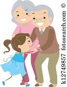 Cliparts oma und opa kostenlos banner library download Großeltern Clipart EPS Bilder. 3.024 großeltern Clip Art Vektor ... banner library download